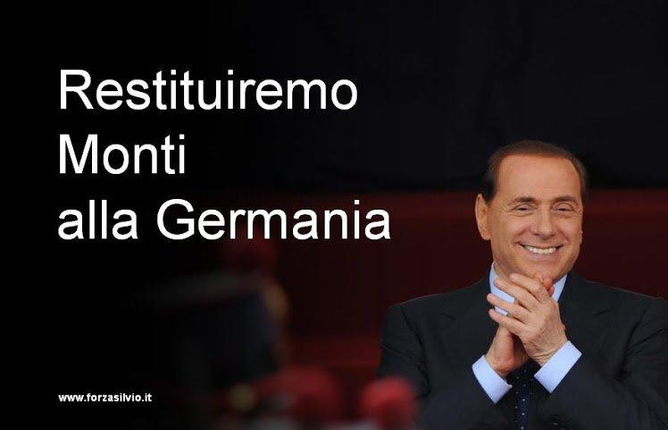 Berlusconi Social Media Manager