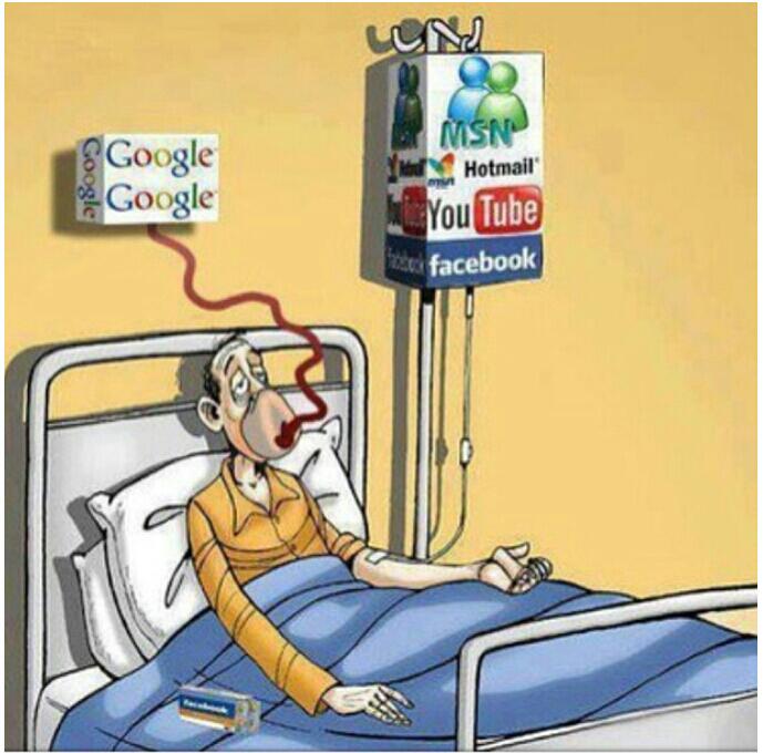 Drogati di Facebook