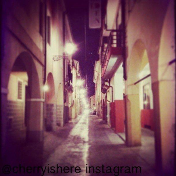 Vivere Padova e condividerla con i Social