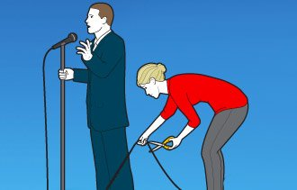 public speaking istruzioni per l'uso