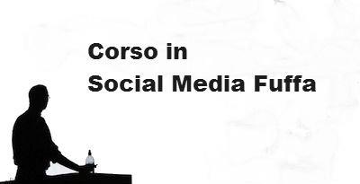 I Corsi Fuffa sui Social Media