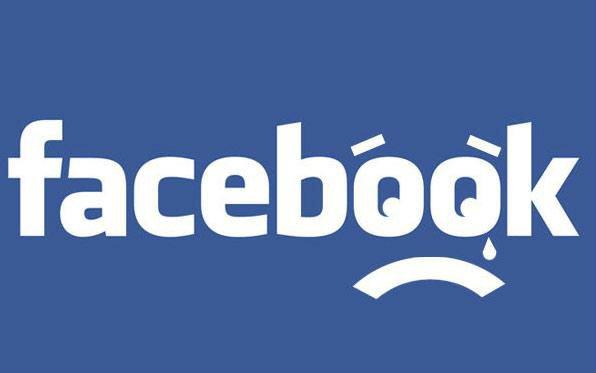 Facebook piange