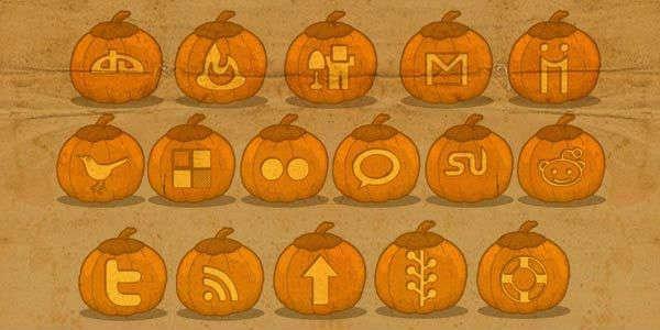 Social Network Halloween