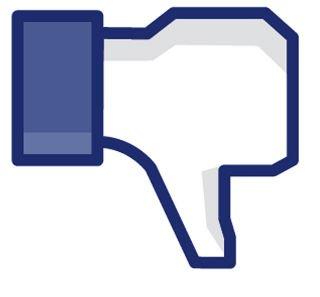 Tramonto di Facebook