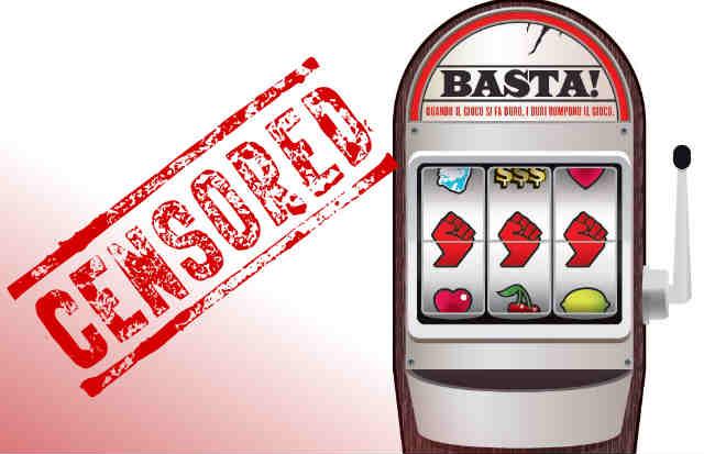 Una pagina facebook per fermare le Slot Machines
