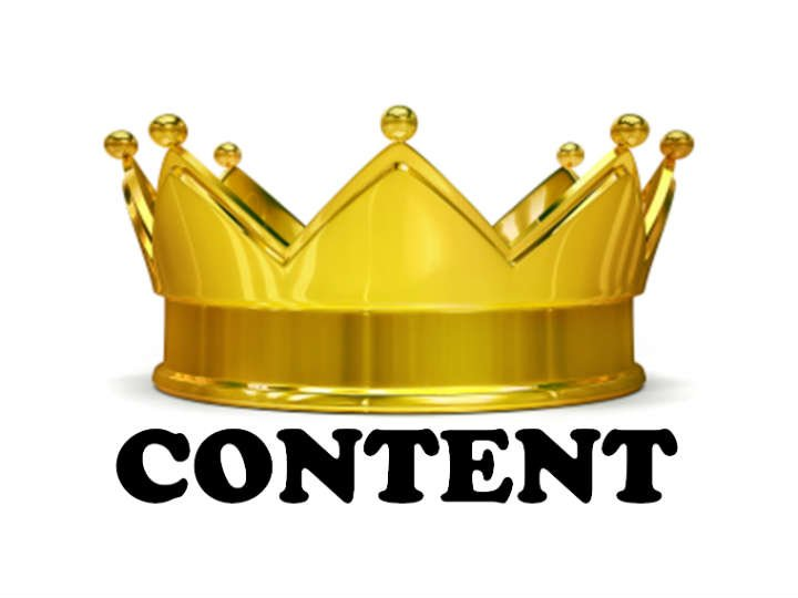 Content and Money are the King