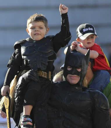 La favola di Bat-Kid e i Social Network