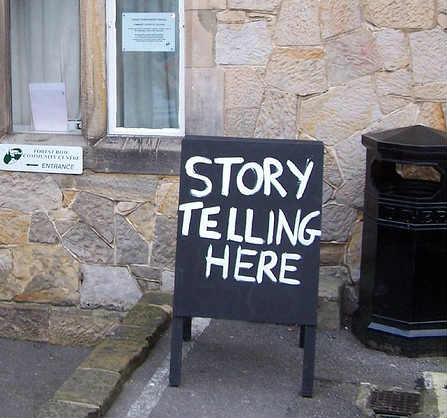 Lo Storytelling di un corso sullo Storytelling
