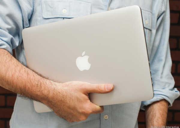 MacBook Pro Retina Impressioni