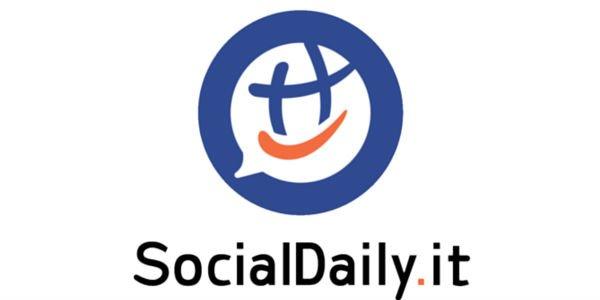 Nuovo Logo SocialDaily.it