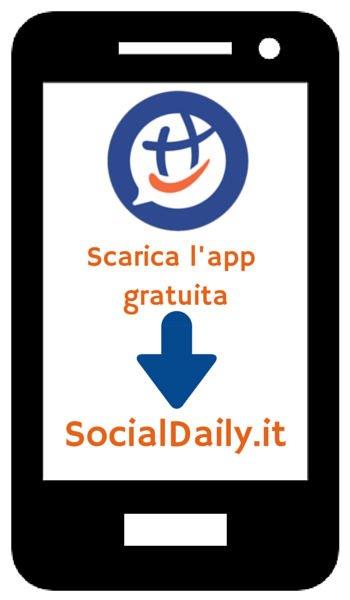 App gratuita di SocialDaily.it