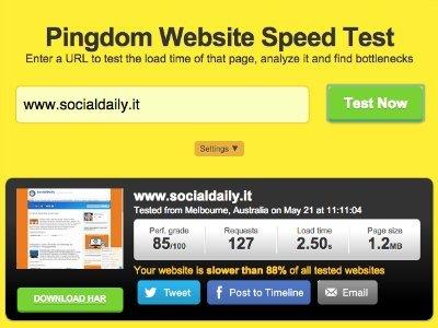 Pingdom Siteground