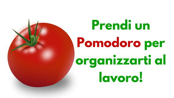 Tecnica del Pomodoro