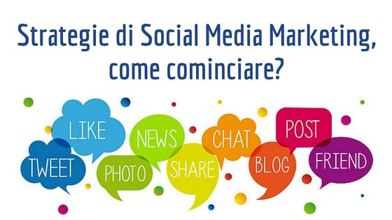 Strategie di Social Media Marketing, come cominciare-