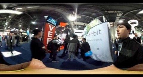 Formato Video 360 gradi