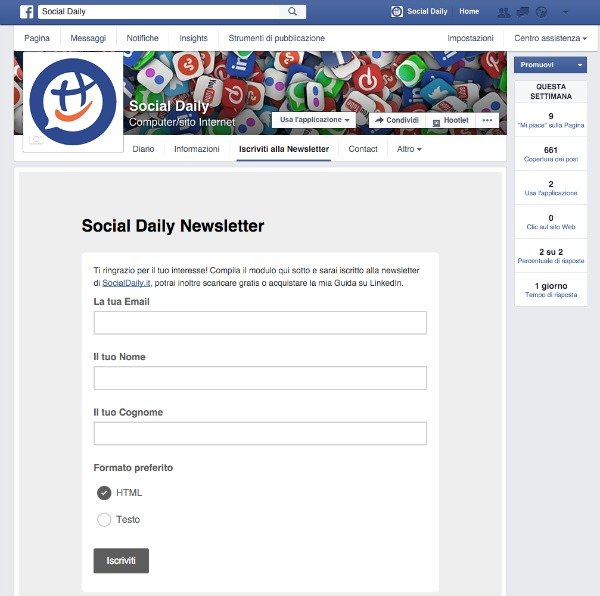 SocialDaily Newsletter