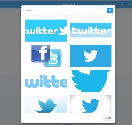 Twitshot-ricerca-immagini