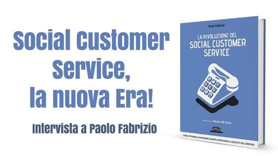 Social Customer Service, la nuova Era!