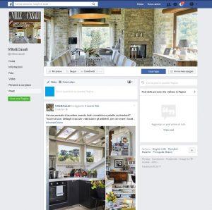 Annunci immobiliari su Facebook