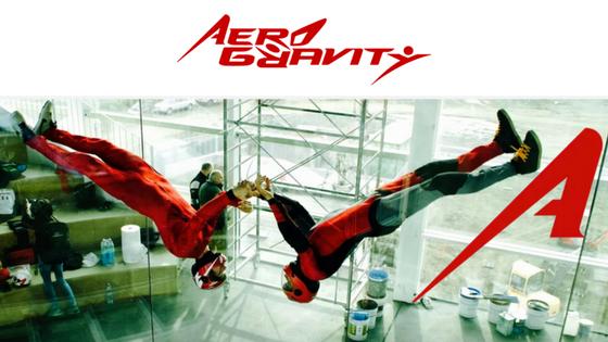 Aero Gravity (volare anche sui Social)