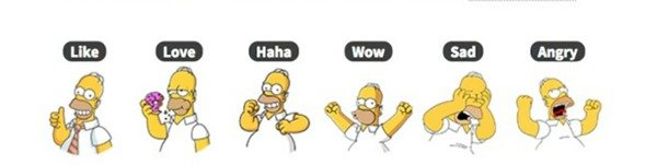 Reactions Homer
