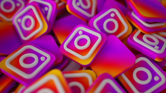 E se Instagram fosse solo un social network