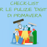 "Check-list per le pulizie ""digitali"" di primavera"