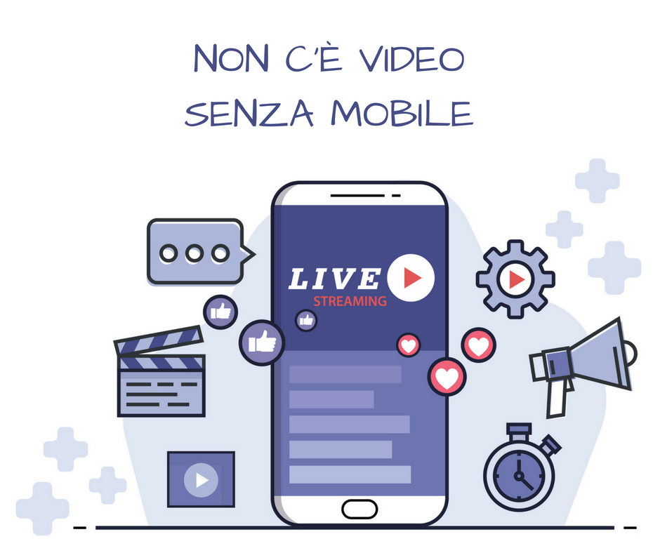 Non c'è video senza mobile